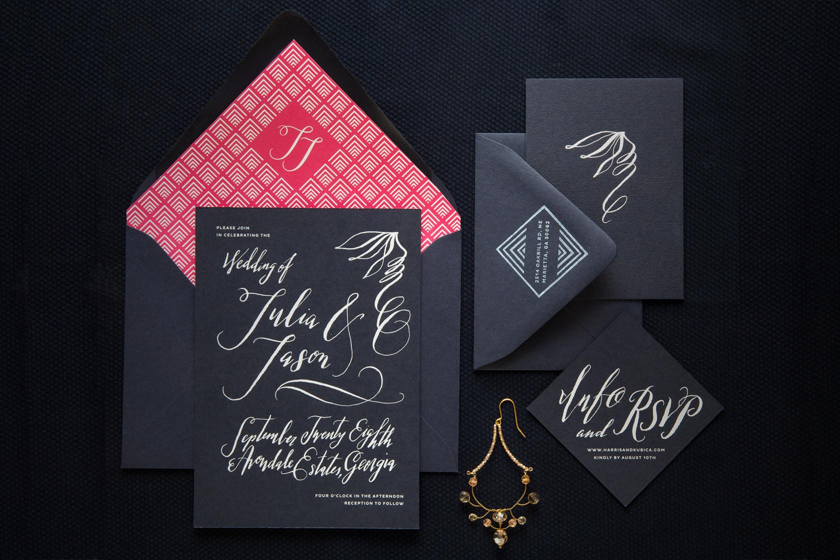 juku-invite-calligraphy-wedding