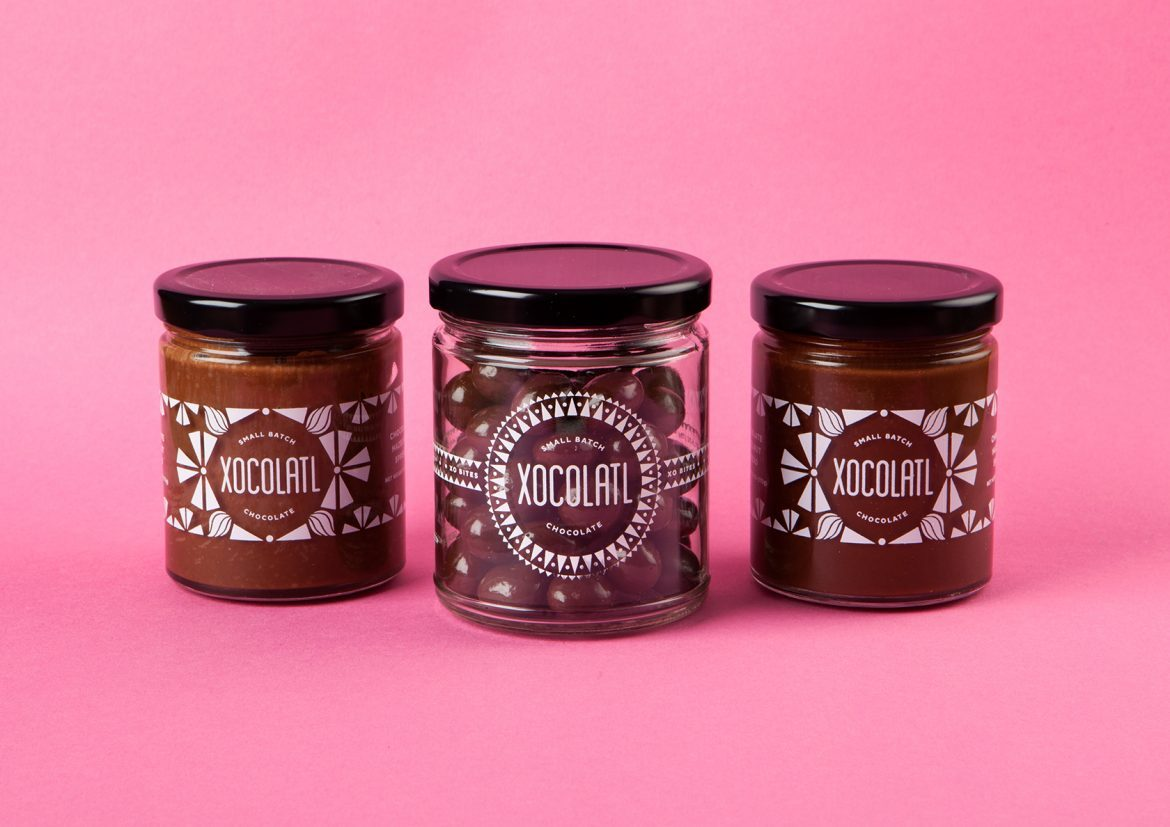 Small Batch Chocolate Spread Juku
